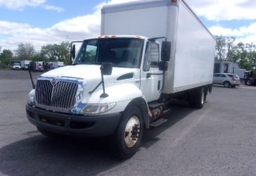 used international truck prices
