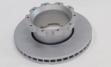 Truck Rotors Air Disc Brakes Parts